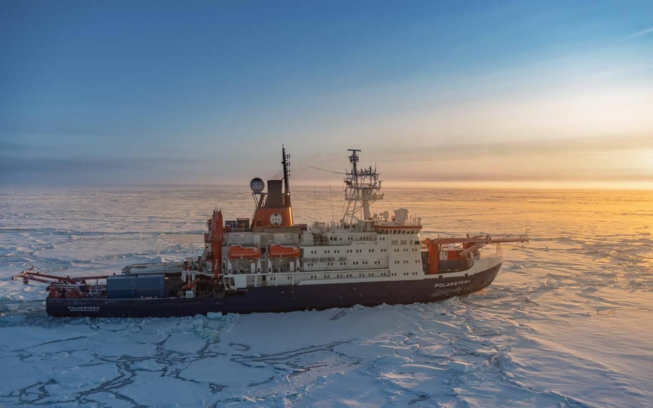 Dt.Forschungsschiff